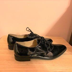 Forever 21 Black Oxfords - Size 7.5